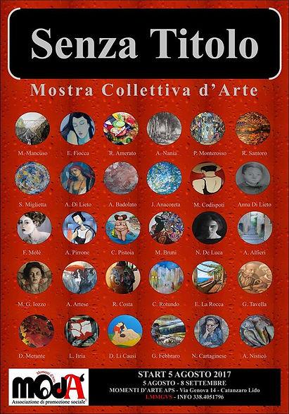 """artisti collettiva """"Senza titolo"""""""