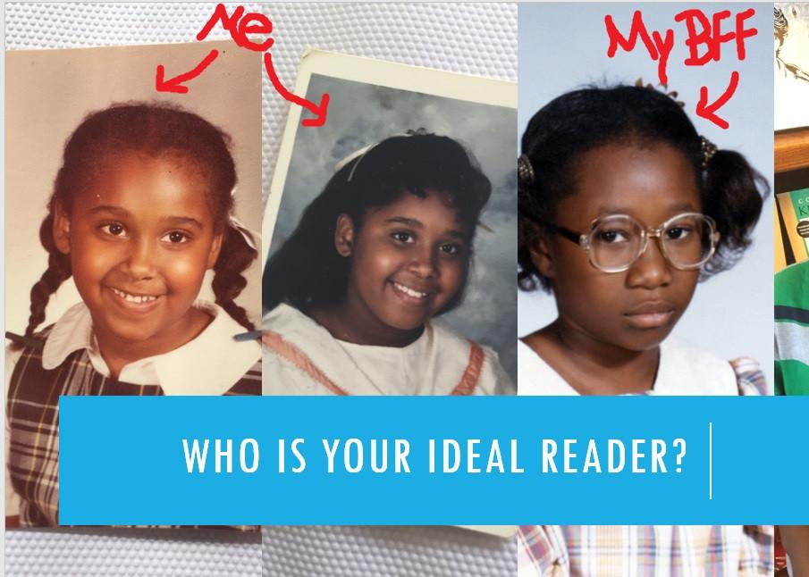 Bookish little black girls circa 1986