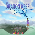 The Dragon Keep - audiobook cover-low re