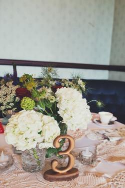 natural vintage floristry