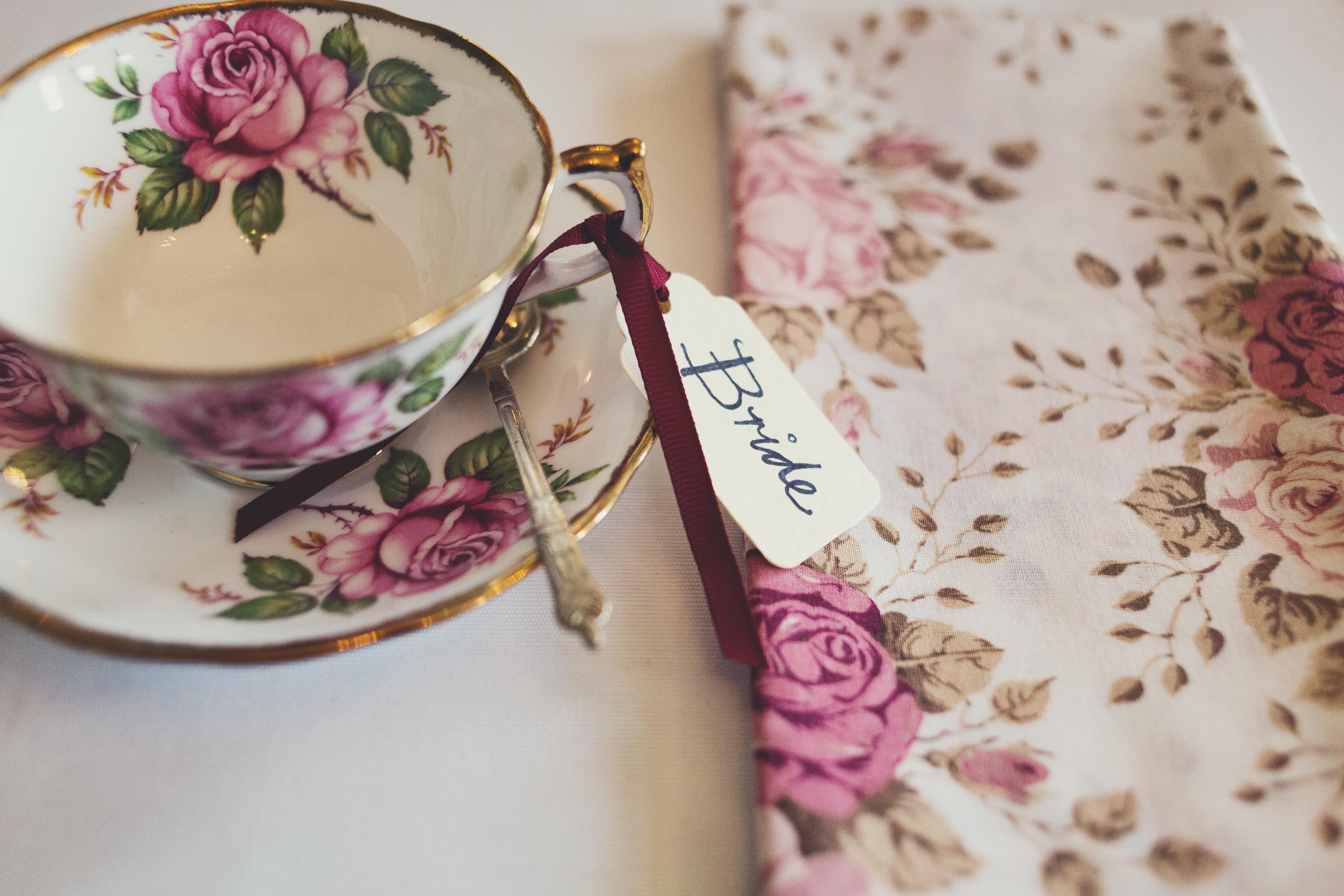 unique vintage napkins