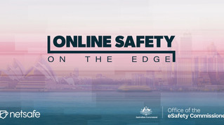 Expert Panel,  Office of ESafety Commissioner, Online Saftey- On the Edge Conference November, 2017.