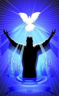 Holy Spirit pours out to all