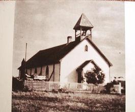 Our present Christ Church pre 1963