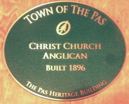 Our Heritage plaque