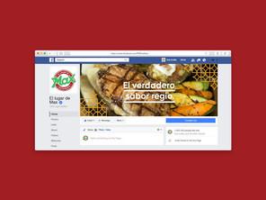 Facebook El Lugar de Max