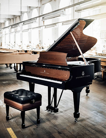 Sala Beethoven Academa Musicl Pianos Steinway