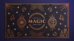 Magic Casino - Branding