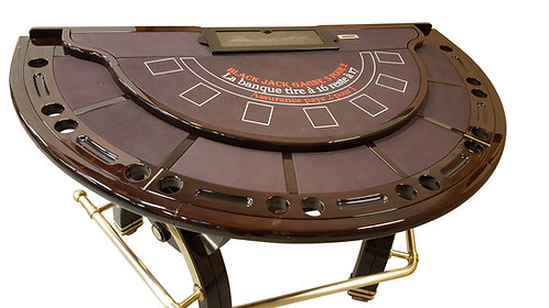 TABLE DE BLACK JACK CARO