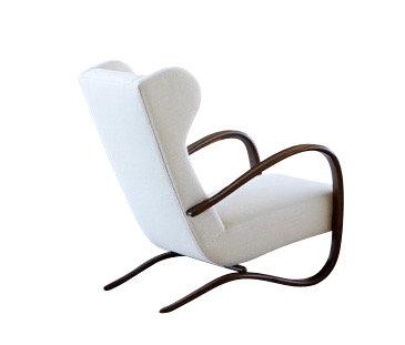 Paire de fauteuil par Jindrich Halabala