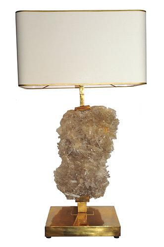 Lampe gemme de cristal