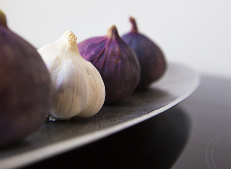 Lacto-fermented Garlic