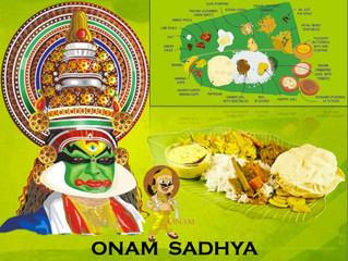 Onam Sadhya -Vegetarian Food Festival at The Cochin