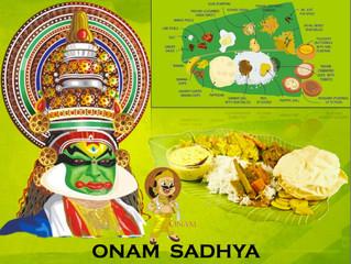 Onam Sadhya -Vegetarian Food Festival at The Cochin