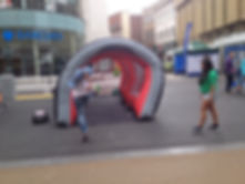 Zorb Football Chester / Bubble Football Chester
