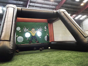 Ideal for Youth Projects, Sports Development Units & Community Sports Projects, the 1v1 Panna Football Cage is the perfect tool to engage with children and young people.