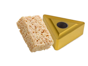 What do Carbide Cutting Tools have in common with Rice Krispie Treats?