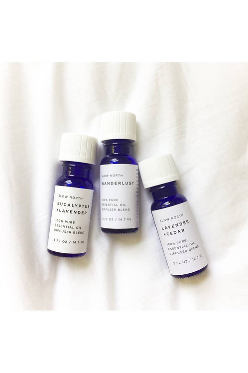 3 of our Essential Oil Diffuser Blends (.5 fl. oz)
