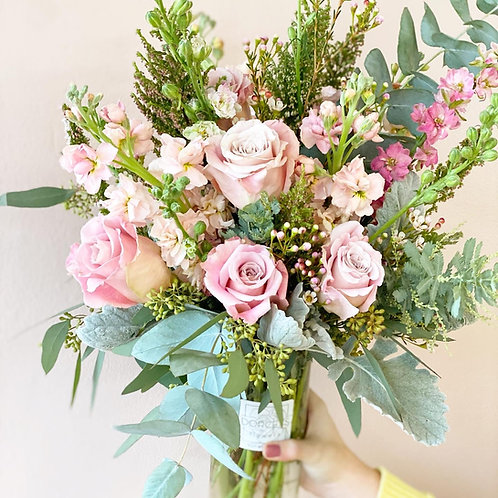 Be Mine Romance Bouquet