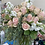 Thumbnail: HUGE pretty pink rose BOUQUET