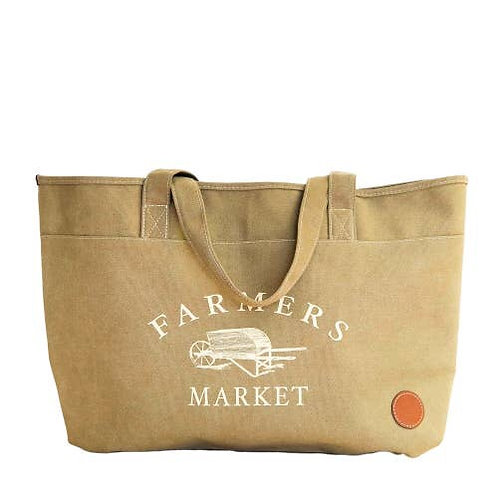 Large Farmers Market Tote