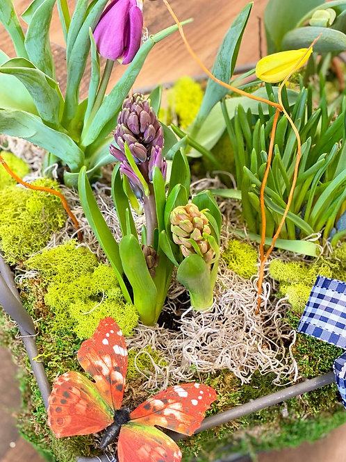 Blooming Easter Basket