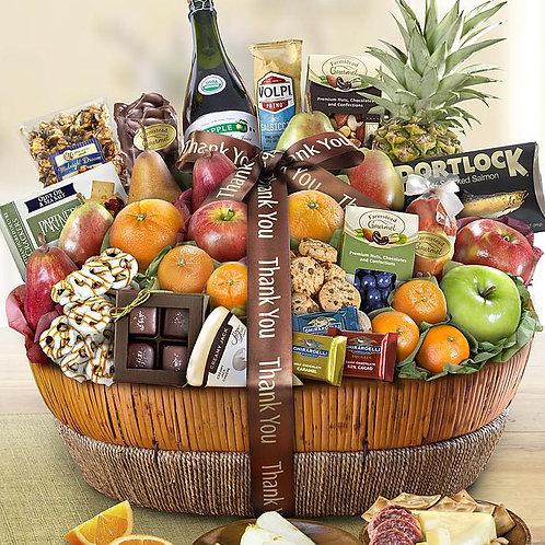 Thank you Gourmet Basket