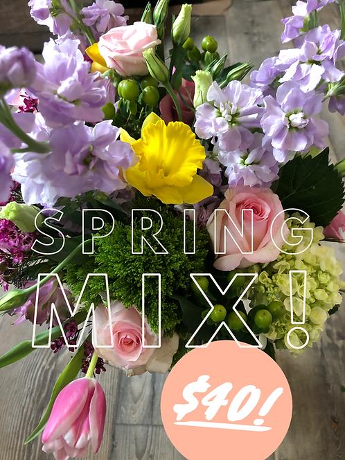Spring Mix!