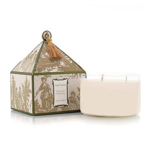 Seda French Gardina 3 wick candle