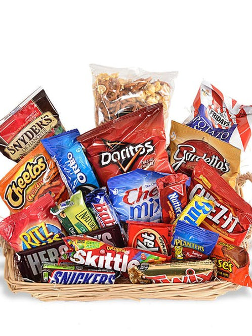 Snack basket regular