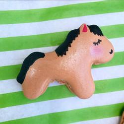 Horse Macarons