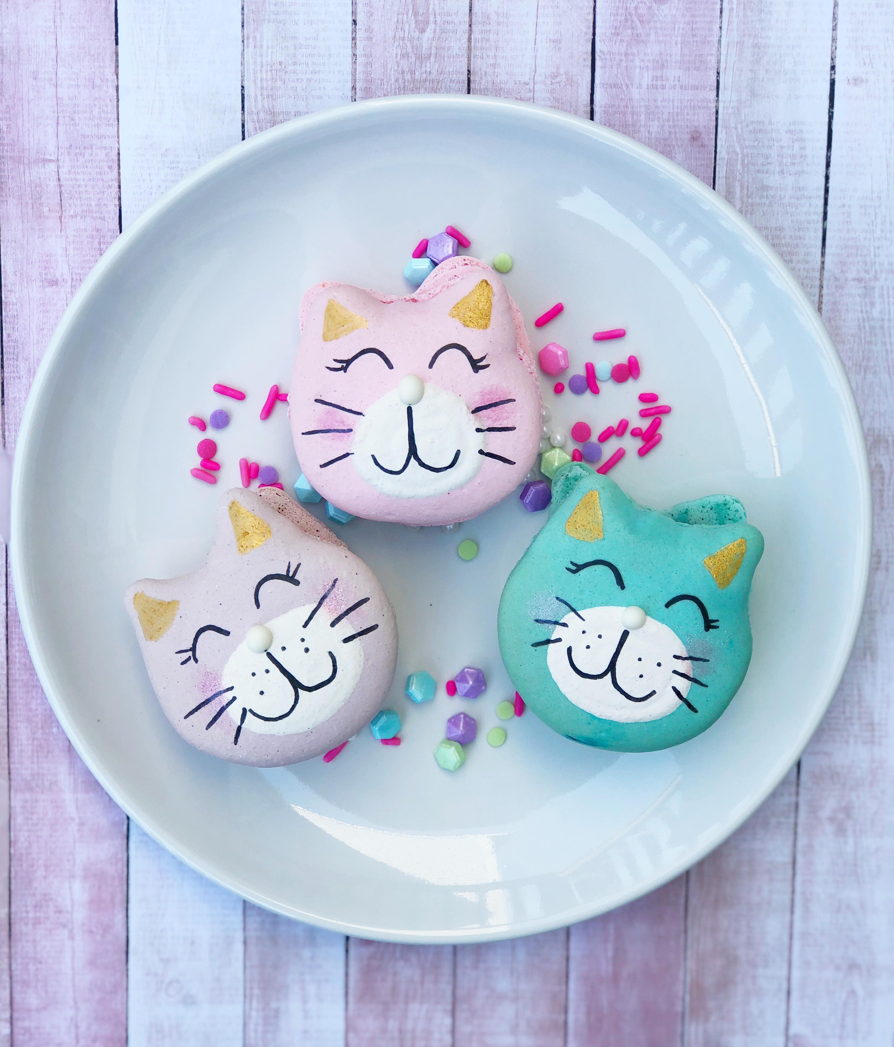 Pastel Kitties