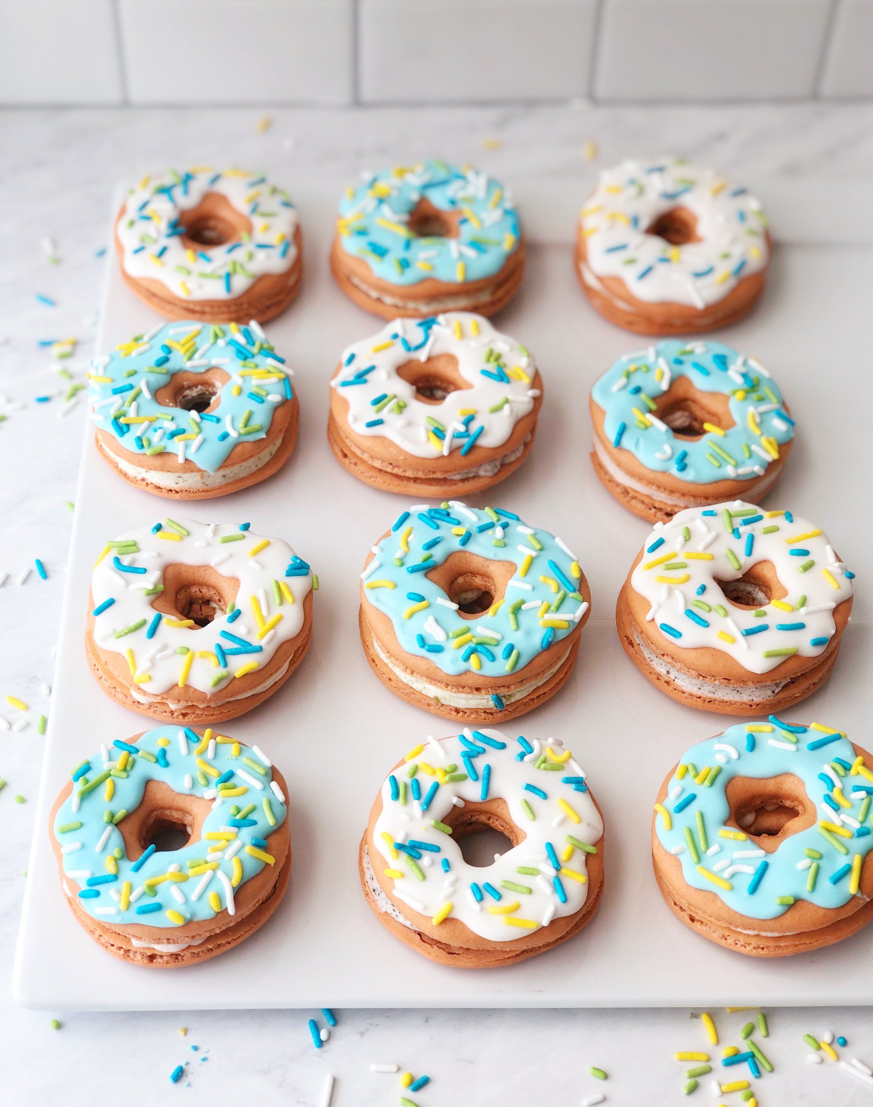 Donut Macaron