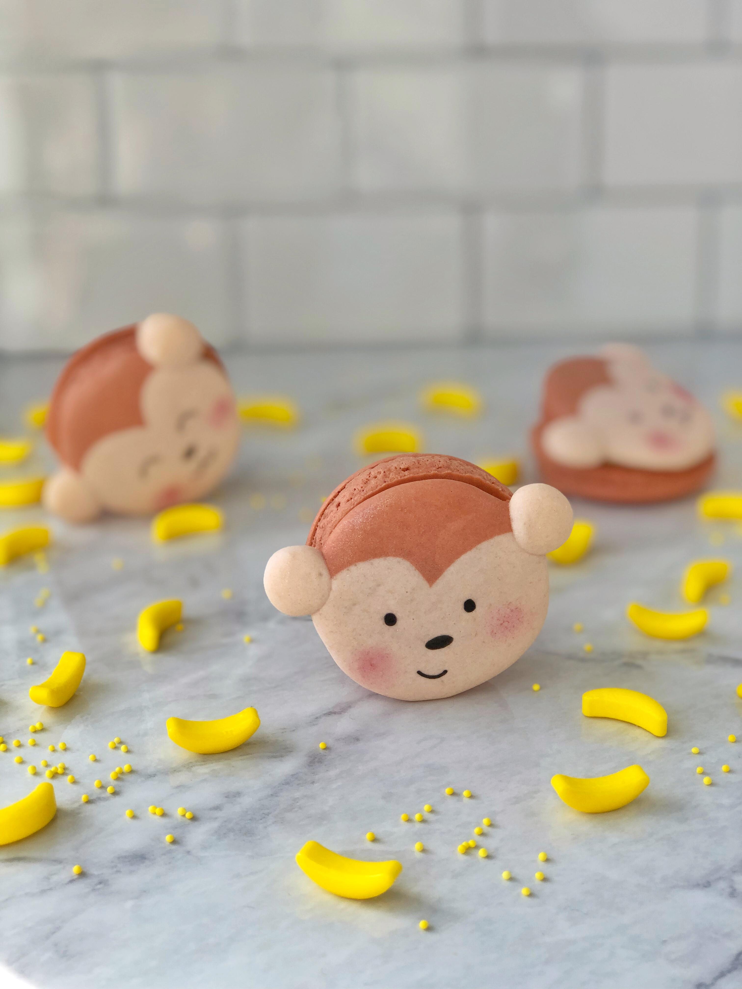 Monkey Macaron