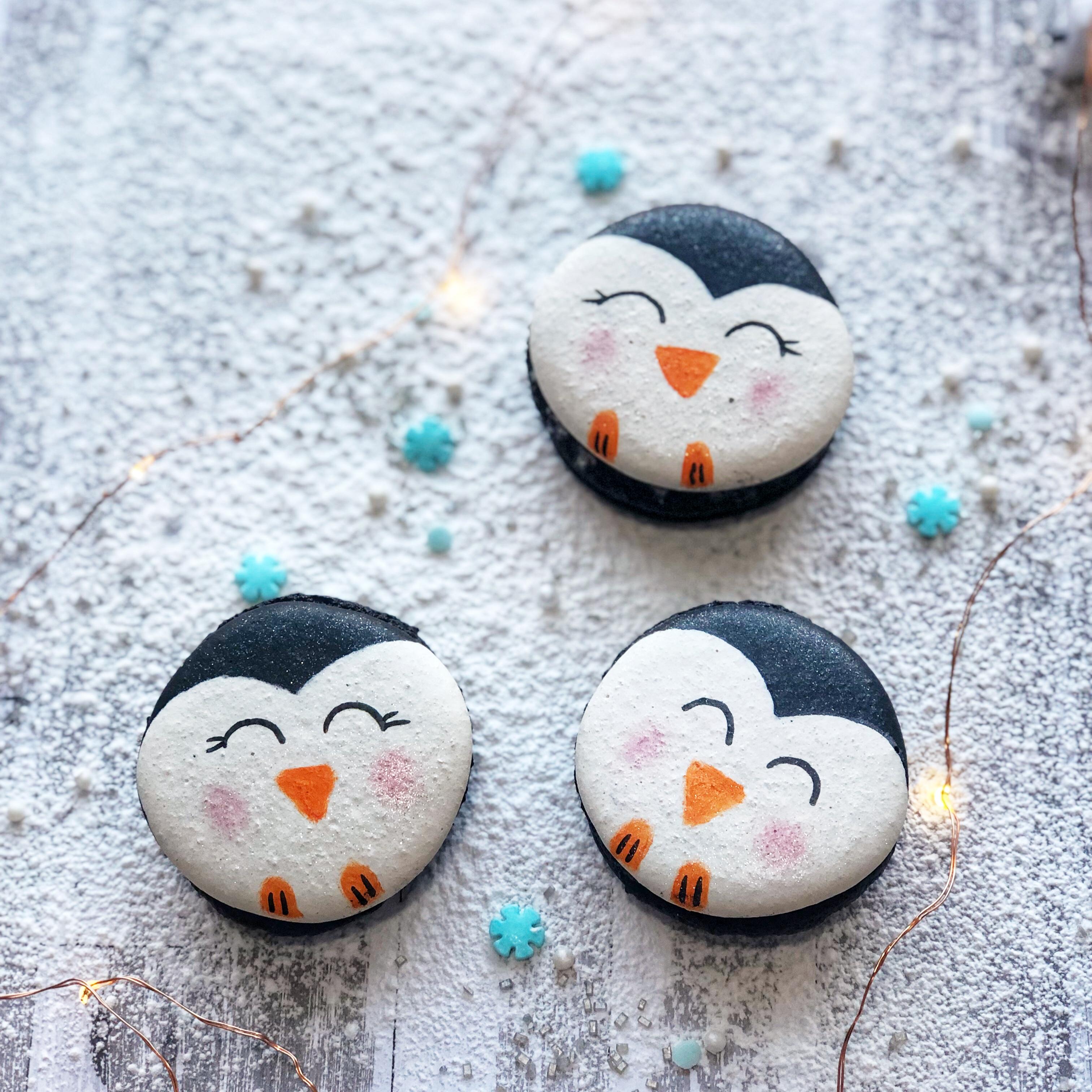 Penguin Macaron