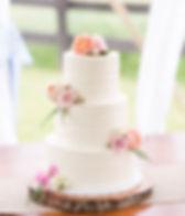 Rustic Romance Cake