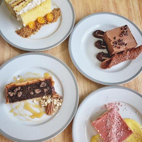 Plated Dessert Fun