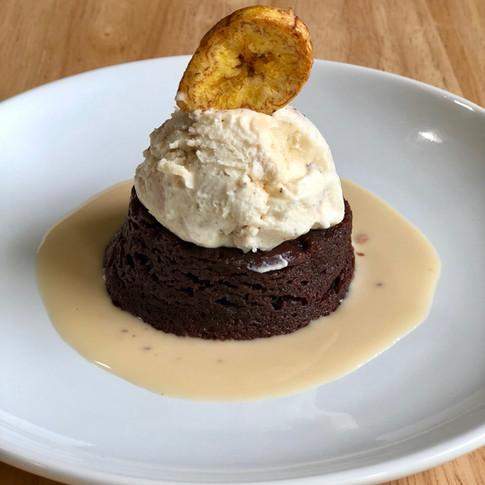 Chocolate Chipotle Cake