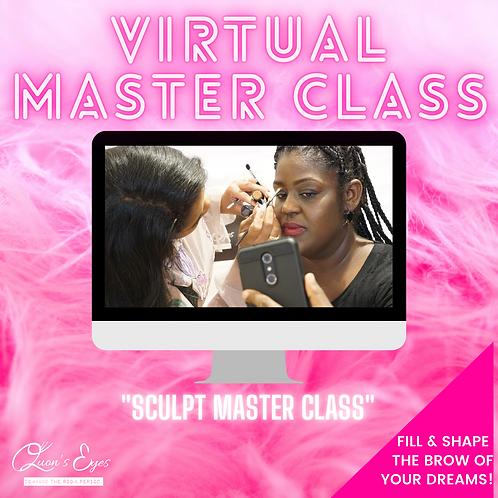 Sculpt Virtual Master Class