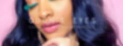 Pink Brush Strokes Beauty Cosmetics Face