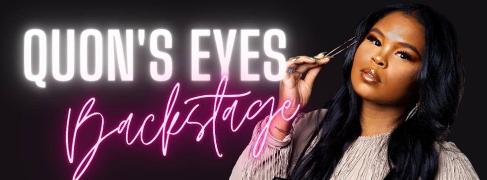 eyelashes, beauty, lashes, eyelash extensions, makeup, quon's eyes, how to apply lashes, how to apply false eyelashes