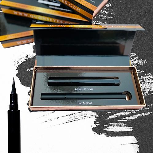 Quon's Eyes Hybrid Lash Adhesive Pen & Remover Pen