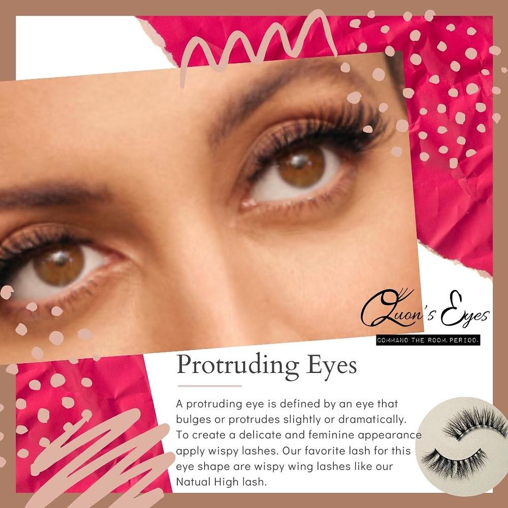 quon's eyes, quons eyes, best false eyelashes, best fake eyelashes, eyelashes, lashes, beauty, makeup, holiday gifts, beauty trends, eye shapes, protruding eyes