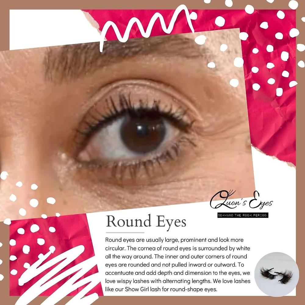 quon's eyes, quons eyes, best false eyelashes, best fake eyelashes, eyelashes, lashes, beauty, makeup, holiday gifts, beauty trends, eye shapes, round eyes