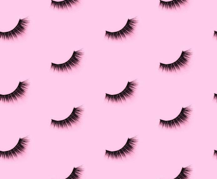 pattern-with-eyelashes-pink-background-f