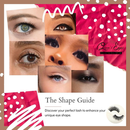 The Shape Guide: Discover Your Perfect Lash