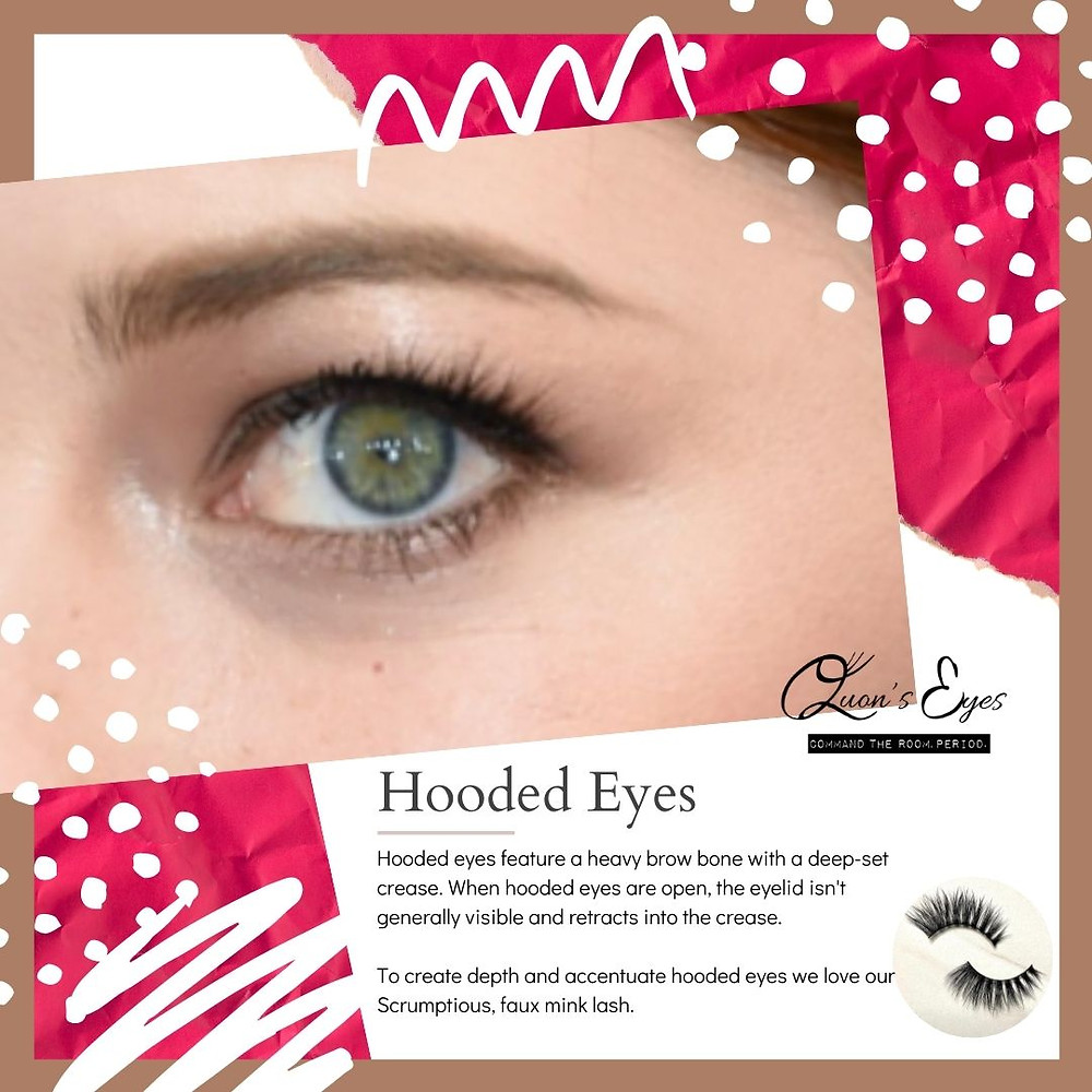 quon's eyes, quons eyes, best false eyelashes, best fake eyelashes, eyelashes, lashes, beauty, makeup, holiday gifts, beauty trends, eye shapes, hooded eyes