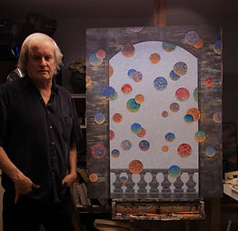 Jay with painting - Jay Herres.jpg