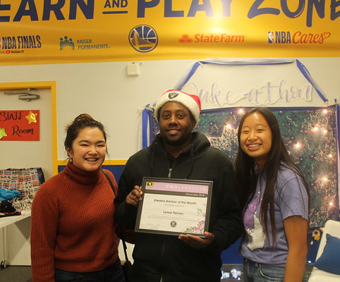December 2018 Recognition