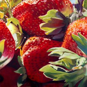 "GALINDA   gouache, watercolor, acrylic, colored pencil  on illustration board  25 x 33""  2009"